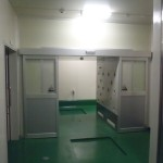 クリーン機器設備(エアシャワー)